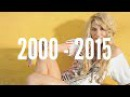 TOP 5 WORLDWIDE HITS OF EACH YEAR | 2000 - 2015