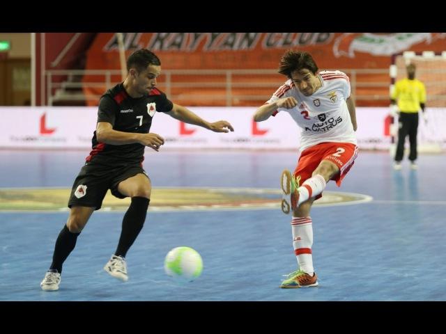 Al Rayyan 3-2 SL Benfica | Intercontinental Futsal Cup 2016