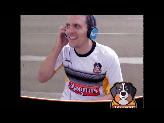 Magnus Futsal no Ritmo do Catar