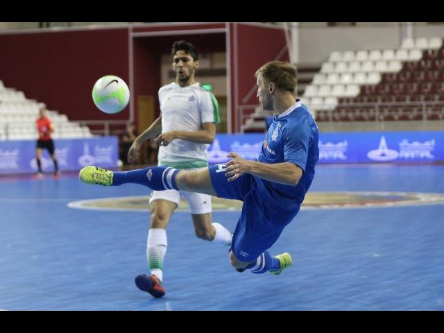 Tasisat Daryaei 2-2 FC Dynamo Moscow | Intercontinental Futsal Cup 2016