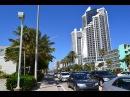 США. Прогулка по Майами! Downtown Miami
