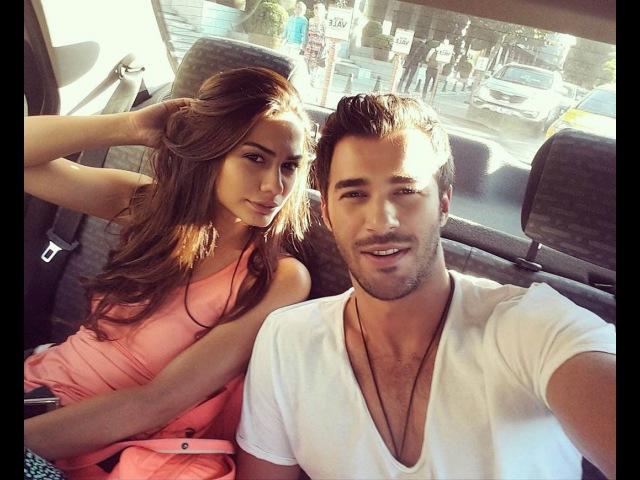 Актеры сериала ''Запах клубники'' Turkish drama ''Strawberry Smell''