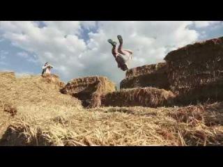 SOLOMA JUMP (Петя, Діма, Марік) 2016| slo-mo
