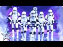 Let the force be with Boogie Storm Semi-Final 3 Britain's Got Talent 2016