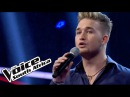 Jono Johansen sings 'Lay me Down' The Blind Auditions The Voice South Africa 2016