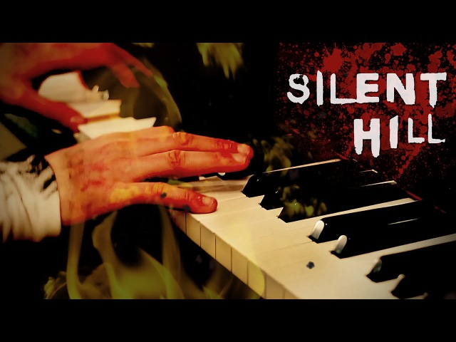 Promise Reprise - Silent Hill (HORROR PIANO COVER) [Movie Soundtrack]
