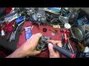 Replacing Throttle Shaft Seals on the Honda V30, V45 and V65 Magna, Sabre and Interceptor