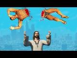 Приколы в играх WDF HOLY SHIT Смешные моменты в GTA 5