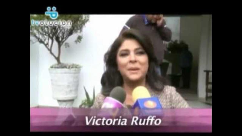 Entrevista Victoria Ruffo de Triunfo Del Amor (TDA)