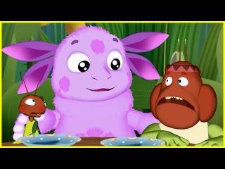 Лунтик Новые серии. Времена года.Учим английский язык. Развивающие мультфильмы для малышей #Мультики