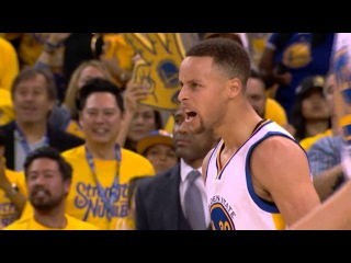 Houston Rockets vs Golden State Warriors | Game 1 | Full Highlights | April 16, 2016 | NBA