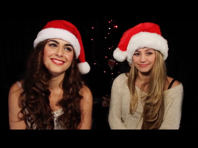 Last Christmas - Lia Marie Johnson and Giovana