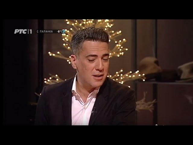 Balkanskom ulicom: Željko Joksimović, novogodišnja