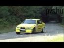 Horváth Balázs - Adorján Szabolcs - BMW E36 M3 - IV. Vác Rally