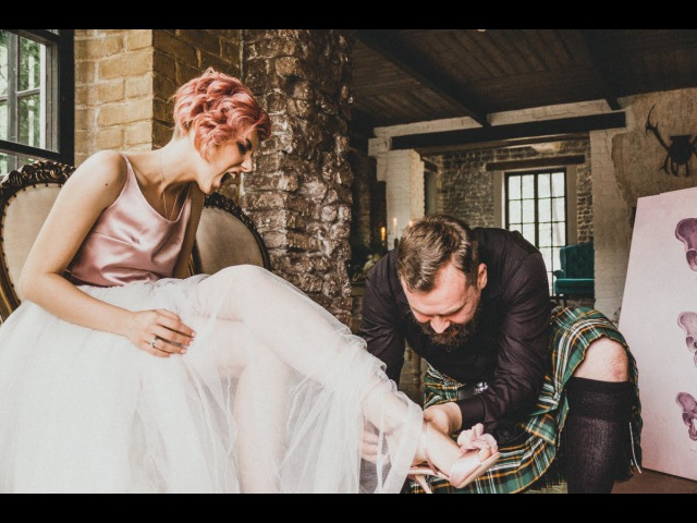 Alexander Alexandra | Irish - Scottish Wedding