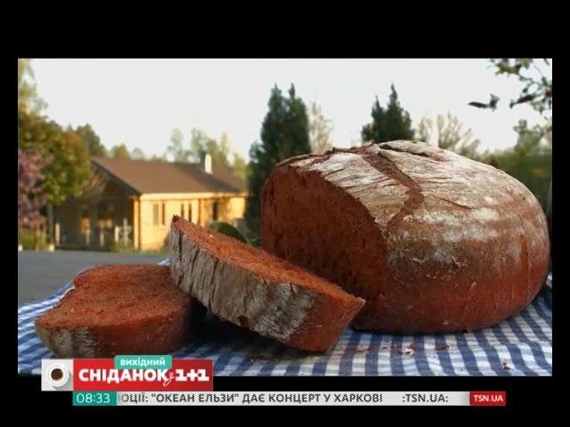 Розовый хлеб / Рожевий хліб за рецептом Валентини Хамайко – Солодка неділя