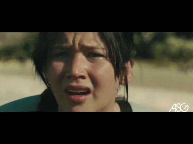Katniss and Peeta ~ Where is my love (The Hunger Games)