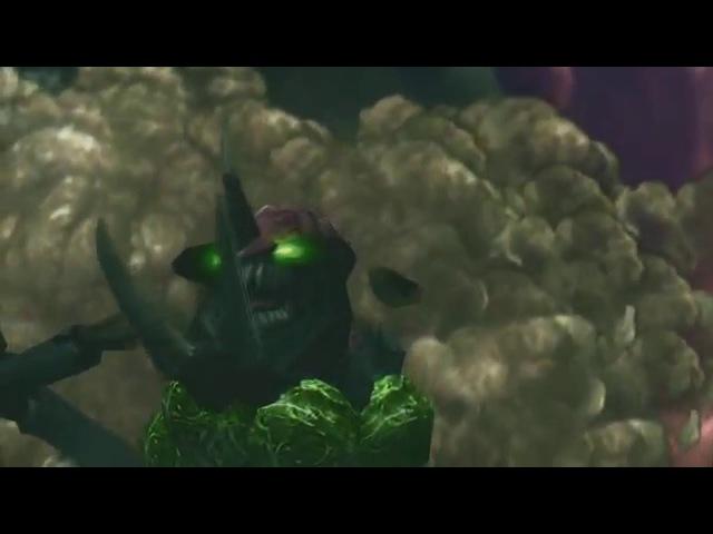 Warhammer 40.000 BloodLine. Tyranids race Trailer