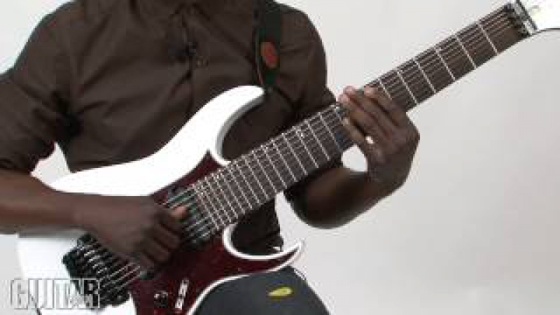 Prog-Gnosis with Tosin Abasi: How to Play the Thumb-Slapped Intro to An Infinite Regression