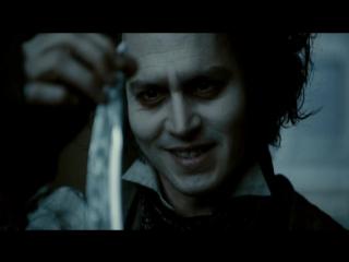 Суини Тодд, демон-парикмахер с Флит-стрит/Sweeney Todd: The Demon Barber of Fleet Street (2007) ТВ-ролик  ;Holiday