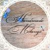 """Handmade """"Melange"""""""