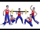 Олимпийский резерв Olympic reserve Dance Экситон Елены Барткайтис