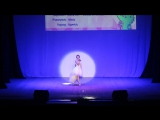 Dami Im Sound of Silence Kitnis (Брянск) - B.A.F.Fest2016 Последний Динозавр
