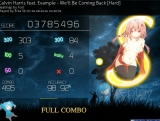 OSU  Calvin Harris feat. Example  We Will Be Coming Back( Hard )