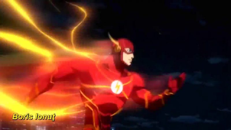 The Flash Tribute Time of Dying Justice League The Flashpoint Paradox