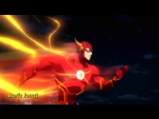 The Flash Tribute - Time of Dying (Justice League The Flashpoint Paradox )