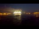 """Салют 26.06.16. Санкт-Петербург. Праздник выпускников """"Алые Паруса""""."""