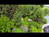 Родовое поместье,лесосад такой же,как создают люди в России.