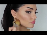 How I Contour My Face With Anastasia Beverly Hills Contour Kit Contour And Highlight - YouTube