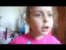 Даша рассказывает страшилку