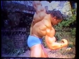 Арнольд Шварценеггер(Arnold Schwarzenegger) в свои 19-20 лет