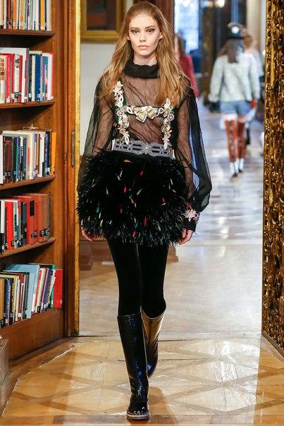 Chanel. Pre-Fall 2015. (6 фото) - картинка