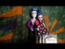 Обзор на Слоу Мо и Гулию Йелпс*Монстер Хай-Sloman ''Slo Mo'' Mortavitch & Ghoulia Yelps*Monster High