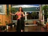 Habibi ya nour el ein - Amr Diab - Isabella Bellydance improvisation -