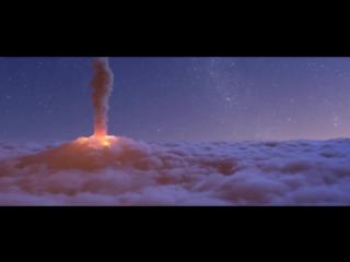 "The ""Lava"" Song - Pixar (на русском языке)"