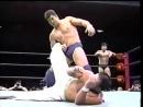gegas.ru_Hiromitsu_Kanehara__Nobuhiko_Takada_vs__Shiro_Koshinaka__Tatsumi_Fujinami_WAR_Wrestling_18