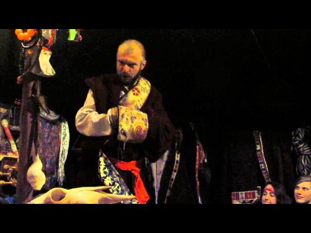Чуба и головные уборы тибетского мужчины - К. Куксин