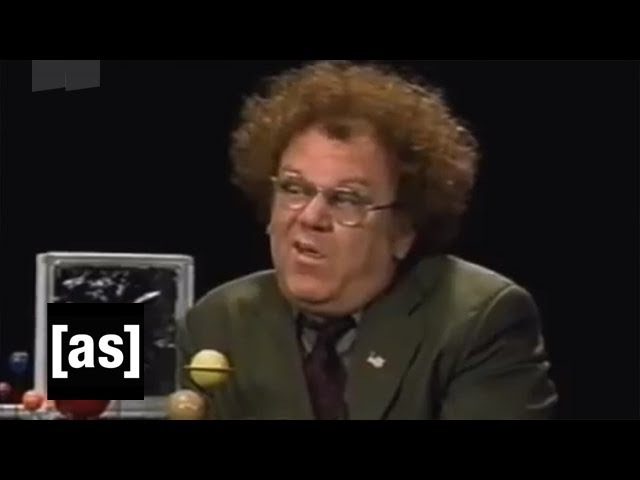 The Planets | Check It Out! With Dr. Steve Brule | Adult Swim