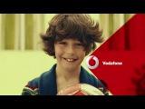 Реклама Vodafone TV Водафон ТВ смотри футбольне матчи