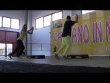 Step simmetrico CASSANO IN MOTION tris by Lenka