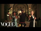 Good Times! Young Thug and a Posse of Models Show Off the Best of New York Fashion Week