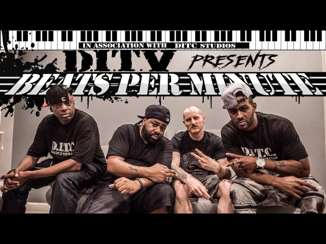 DITC STUDIOS presents Beats Per Minute featuring MARCO POLO