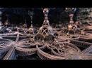 3D Fractal Animation: A Gyre of Stannic Eminences