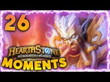 Hearthstone Funny Moments #26 - Daily Hearthstone Funny Epic Best Plays | Flame Juggler