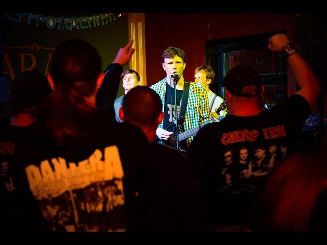 Кавер-группа The Evergreans (экс - Дежавю-Плюс, Воронеж) Harat's Pub 08.03.16