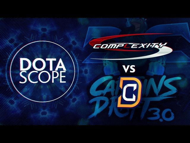 Dotascope: CoL vs. DC